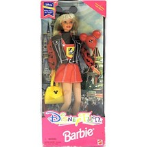 Disney Fun Barbie Fifth Edition 1997 w/ Balloon and Mickey Ears 18970 - $49.49