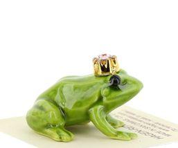 Birthstone Frog Prince June Simulated Alexandrite Miniatures by Hagen-Renaker image 5