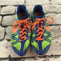 Nike Zoom Waffle XC Track Running Spikes Men's Size 5 Green - $19.79