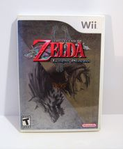 The Legend of Zelda: Twilight Princess (Nintendo Wii, 2006) - $12.95