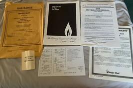 Vintage Magic Chef 177-31D83 Gas Range Instruction Manuals Used - $14.84