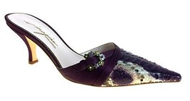 Imagine Vince Camuto Rochelle Violet Snake Women's Shoes Size 7.5 - $99.99