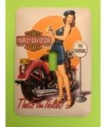 Harley Davidson Metal Switch Plate Motorcycles - $9.50