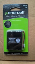Enercell Cordless Phone Battery 600mAh, 3.6V (Brand New) 23-900 230-0900 Uniden image 1