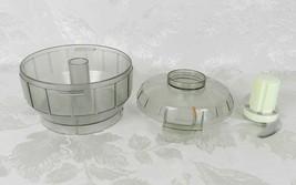 Presto Minnie Max Compact Food Processor PARTS - Bowl Lid Chopping Blade... - $27.71
