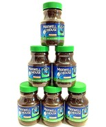 Maxwell House The Original Roast Decaf Instant Coffee 8 oz ( Pack of 6 ) - $53.45