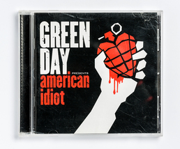 Green Day - American Idiot - $4.00