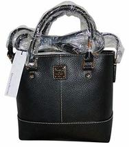 Dooney & Bourke Mini Chelsea Satchel Crossbody Black image 1