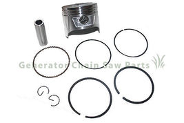 Piston Kit Parts 73mm For Gas Honda Gx240 8HP Engine Motor - $19.31