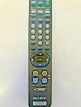 Sony Satellite Receiver Remote Control DSS RM-Y129 (R4) - $9.90