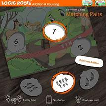 LogicRoots Number Counting, Sequencing and Addition Math Games and 6 Puzzles 53  image 2