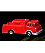 Vintage Red Toy work Truck AA19-1417rr - $39.95
