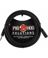 Pig Hog - PHX35-10 - Headphone Extension Cable - 3.5mm - 10 ft. - $15.79