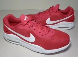 Nike size 7 M AIR MAX OKETO Wild Cherry White Sneakers New Women's Shoes - $107.91