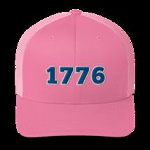 Betsy Ross hat / 1776 hat / betsy Ross Trucker Cap image 6