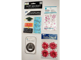 Year Round Stickers, Set of 16 Sticker Packs #2403 image 3