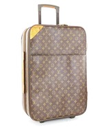 Authentic LOUIS VUITTON Pegase 55 Monogram Canvas Travel Rolling Suitcas... - $1,095.00