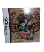 Legend of Zelda: Phantom Hourglass Nintendo DS Replacement Booklet * NOT... - $4.88