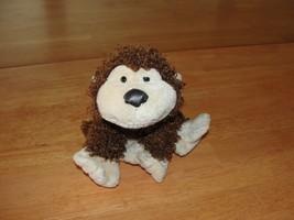 Webkinz Cheeky Monkey HM080 Plush Brown Curly Long Tail 9 inches GANZ No... - $3.16