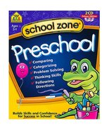 Playzone Pre-school 1st Grade 3 Fun Games [video game] - $23.66