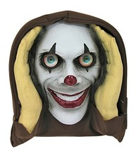 Scary Peeper Lenticular Clown (One-Size|As Shown) - $37.14