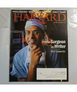 Harvard Magazine September 2009 Surgeon Writer Atul Gawande Pundit Priva... - $39.99