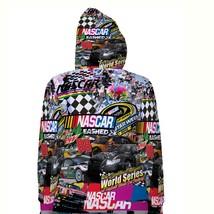 Nascar Racing 03   Hoodie Fullprint for women image 2