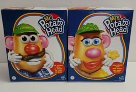 Original Hasbro Mr & Mrs Potato Head Classic Complete Set! NEW! DISCONTI... - $42.06