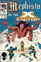 Mephisto vs The X Factor #2 [Comic] [Jun 01, 20... - $1.95
