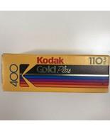 VTG Kodak Gold Plus 110 Film 24 Exp ISO 400 27 Develop Before 11/93 Unop... - $15.83