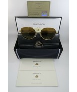 Maybach Sunglasses G-WE-Z02-LM The Baroness I Gold 60mm New Authentic Bo... - $1,598.85