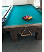 Schmidt Pool Table - $2,500.00