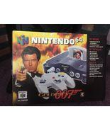 Nintendo 64 Boxed With Golden Eye N64, Golden Eye Nintendo 64Console,N64... - $1,399.99