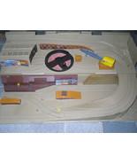 Freight Yard Sto & Go Hot Wheels 1983 Truck Train Playset - $22.50