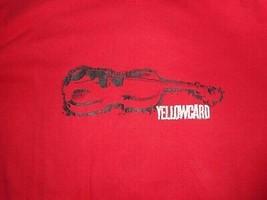 Vintage Yellowcard Band T-Shirt Small - $19.99