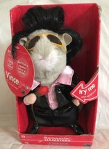 """Gemmy - Romancin' Hamsters - """"Too Proud To Beg"""" - Animated Sings Dances 2005 NOS - $15.99"""