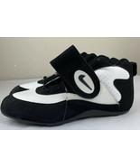 Vintage 2002 Nike Football Cleats Men's 13 OG Athletic Turf Black (No Sp... - $39.99