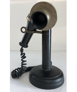KELLOGG CANDELSTICK  phone vintage bakelite 1908 Sold For parts and Repair - $93.49