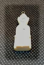 Bone Bhudda pendant - $14.95