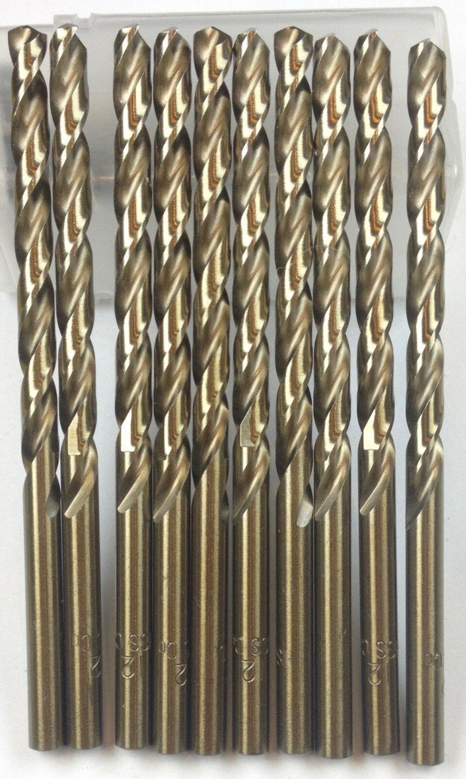 #26 3 Cobalt 135 Deg Jobber Length Drill Bit