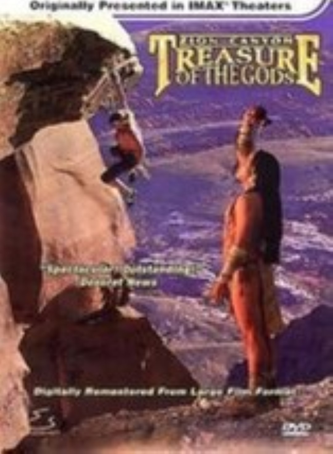 Zion Canyon: Treasure of the Gods Dvd