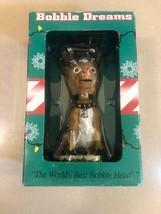 Rudolph the Reindeer Bobblehead - Bobble Dreams - $20.56