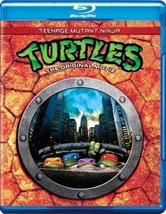 Teenage Mutant Ninja Turtles [Blu-ray, 1990]