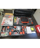 SnapOn Versus Pro Diagnostic Scan Tool EEMS327 Oscilloscope Amp Clamp - $3,999.95