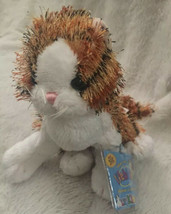 Webkinz Lilkinz Striped Alley Cat Brand New With Sealed New Code Tag Ret... - $11.99