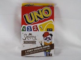Mattel Games UNO Card Game & Snappy Dressers Card Game - $9.49
