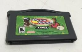 Virtua Tennis Nintendo Gameboy Advance SP GBA Video Game Tested Working - $8.41