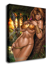 Goddess series Art oil painting printed on canvas home deco COVER GALLERY - $14.99+