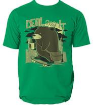 Deal with it t shirt funny bear comics S-3XL - $13.71+