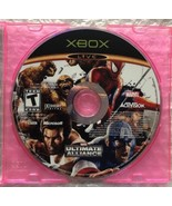☆ Marvel Ultimate Alliance 1 (Microsoft Xbox 2006) MUA1 Game Disc ONLY W... - $4.00